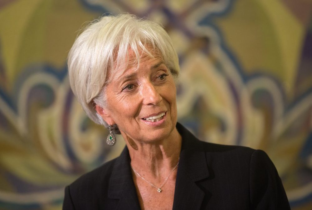 IMF Chief Lagarde: Global Cryptocurrency Legislation Is 'Inevitable'