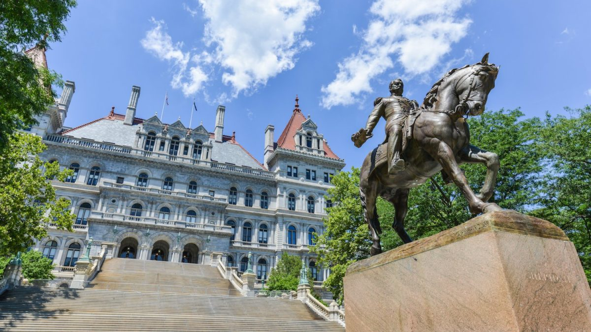 New York Lawmaker Proposes Study of State-Backed Cryptocurrency