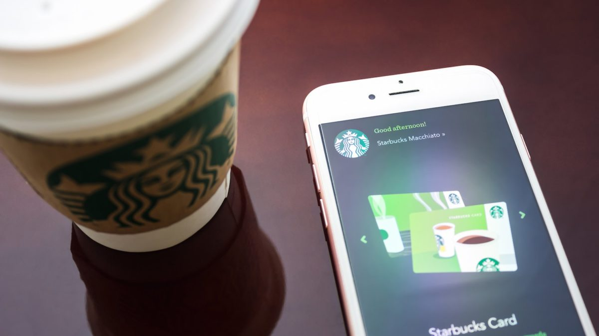 StarbucksCoin? Claims Coffee Seller Will 'Probably' Utilize Blockchain