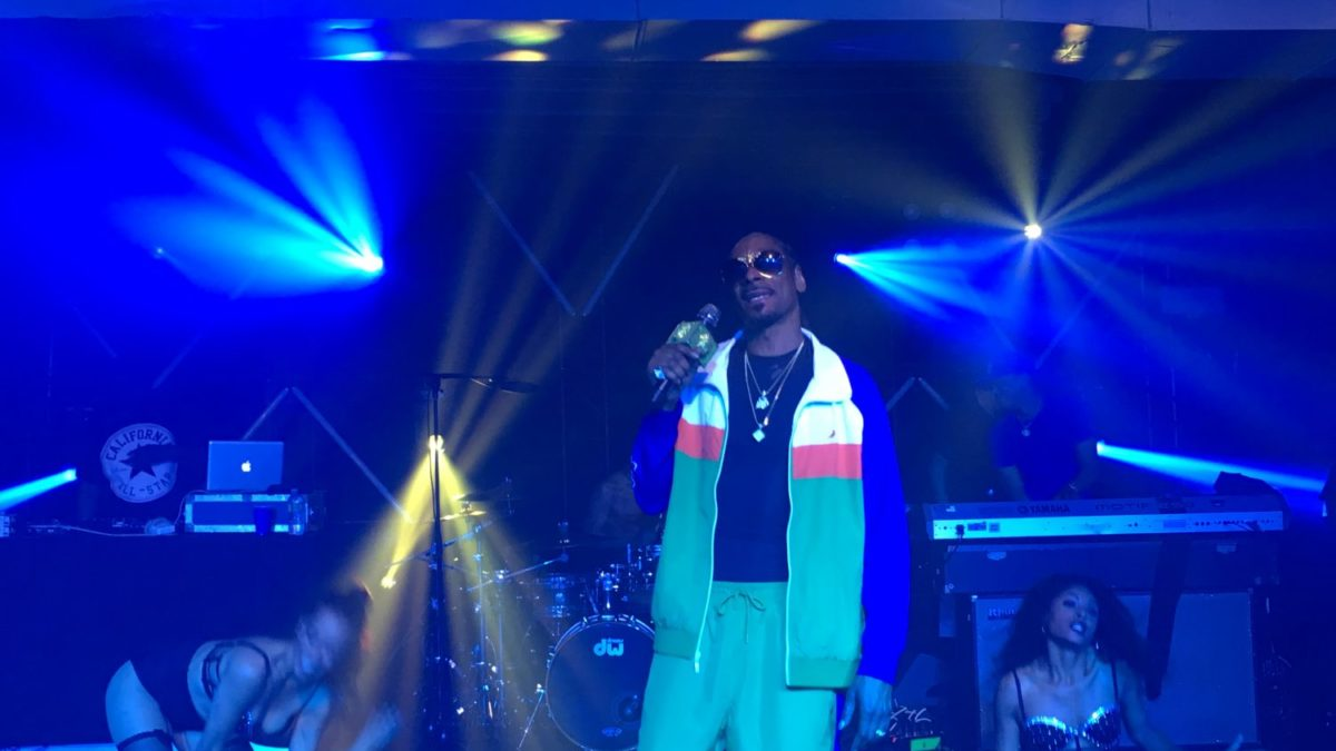 At Ripple's Snoop Dogg Party, A Search for XRP