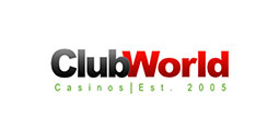 'Club World Casinos Logo