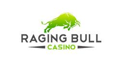'Raging Bull Slots Logo